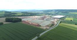 Neues Tegut-Logistikzentrum: Grundsteinlegung in den nächsten acht Wochen