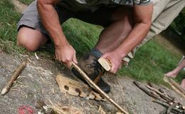 Nicht nur etwas für harte Männer: Survival Camp Detter