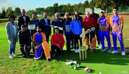 Neue Cricketanlage des DAFKS Fulda feierlich eröffnet