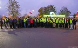 Große Einschränkungen im ÖPNV: 90 Prozent der Fahrer nehmen am Streik teil