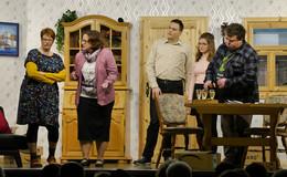 Theatergruppe '62 Müs präsentierte das Stück ,,Die Hatz auf den Schatz