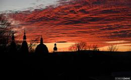 Wunderschöner Sonnenuntergang in Osthessen - Leserbilder (65)