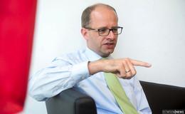 CDU-MdB Michael Brand: Spenden-Zwang löst die Probleme nicht