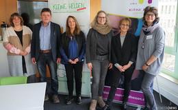 Zum Wohle von sterbenden Kindern in der Region Osthessen