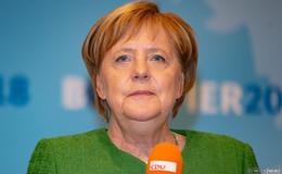 Abstands- und Hygieneregeln nicht eingehalten: Bundeskanzlerin ist besorgt