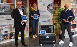 Digitalisierung schreitet voran: 955 Tablets und Notebooks für Fuldaer Schulen