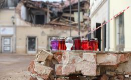 Bistum zeigt Zeichen der Solidarität für Erdbebenopfer in Kroatien