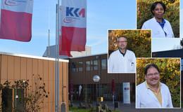 Gefäßchirurgie am Kreiskrankenhaus Alsfeld wird verstärkt
