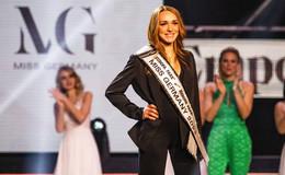 Sie ist die Schönste im ganzen Land: Anja Kallenbach ist die neue Miss Germany