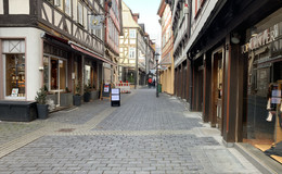 Modellstadt öffnet am 8. April den Einzelhandel: Tests nur in Alsfeld erlaubt