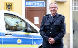 Die Bundespolizei mit voranzubringen hat mir immer Riesenspaß gemacht