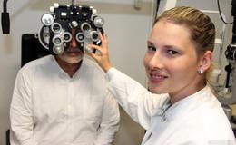 Station geschlossen: Künftig ambulante Augenklinik am Klinikum Bad Hersfeld