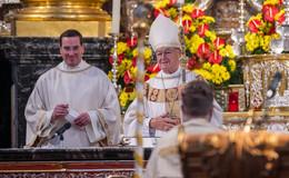 Bischof em. Heinz Josef Algermissen (78): 25. Jahrestag der Bischofsweihe