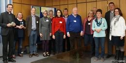 Katholikenrat mit über 100 Pfarrgemeinderatsmitglieder im Gespräch