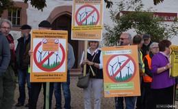Teilplan Erneuerbare Energien stößt auf viel Kritik: Das akzeptieren wir so nicht