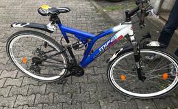 Fahrradfund in Angersbach: Wer kann Hinweise auf den Eigentümer geben?