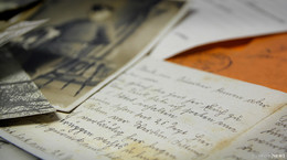 Gesucht: Briefe, Fotos, Dokumente aus der Region von 1914 bis 1949