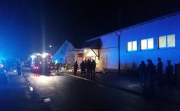 Brandalarm auf Faschingsdisco in Frischborn: Keine Verletzten