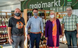 Schaufenster für Region und heimische Produkte: regio'markt zieht Bilanz