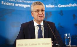 RKI-Präsident Lothar Wieler: Die Lage ist weiterhin ernst!