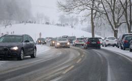 Gesperrte Parkplätze in der Rhön: Es gibt Schlimmeres!