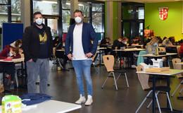 Abitur 2021 an den Beruflichen Schulen: Mit Abstand die Besten!