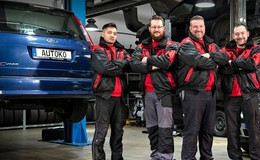 Autoko repariert Autos für Flutopfer: Machen alle Fahrzeuge wieder fit