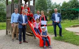 Investition in die Zukunft der Kleinen: Mehr als eine Million Euro für Rhöner Kitas