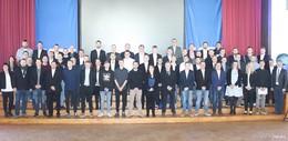 38 Auszubildende des Werkes Werra freigesprochen