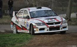 Fuldaer Schuhej-Rallyeteam im Pech