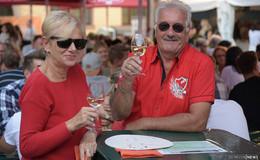 Weinfest im Museumshof eröffnet: Diese Tradition muss gepflegt werden