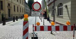Vollsperrung der Löherstraße wird verlängert