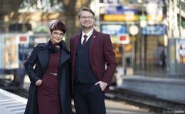 Startschuss für die neue Unternehmensbekleidung der Deutschen Bahn