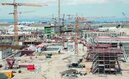 Trotz Flaute wegen Corona-Pandemie: Fraport arbeitet weiter am Terminal 3