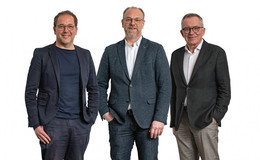 Peter Nüdling geht in den Ruhestand: Sven Schrothe übernimmt die Nachfolge