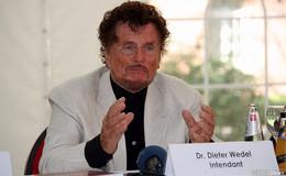 Ex-Festspielintendant Dieter Wedel wegen Vergewaltigung angeklagt