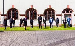 Ökumenische Zusammenarbeit: Kirchenleitungskonferenz in Krisenzeiten