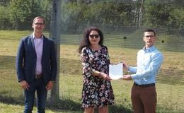Kooperation zwischen Point Alpha Stiftung und der Richard-Müller-Schule