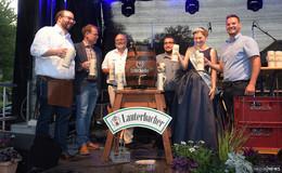 Bürgermeister Kübel wünscht ein Fest des Staunens und der Begegnungen