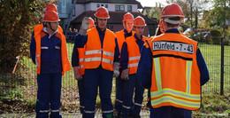 16 Jugendfeuerwehren trafen sich zur Jugendflamme in Hünfeld-Michelsrombach