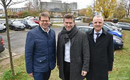 GWH plant Neubau an der Pacelliallee mit bis zu 60 Wohnungen