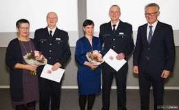 Wechsel in der Führungsgruppe der Polizeidirektion Vogelsberg