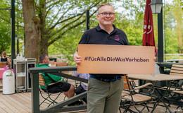 #FürAlleDieWasVorhaben: Hemmschwellensenker für Waldgaststätte Praforst