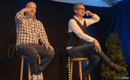 Therapiestunde mit Comedy-Duo Fischer & Jung: Innen 20, außen ranzig