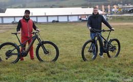 Einzigartig am Fuße des Dreienberges: Bike-Store eröffnet im Sommer