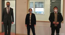 Neue Räume für die Kolibrischule in Asbach - Anbau der Mehrzweckhalle