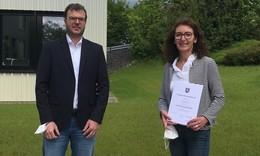 An der Stieler-Schule: Mechthild Gutmann feiert 25-jähriges Dienstjubiläum