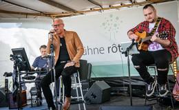 Drei Tage Live-Musik beim Stadtfestival rund um die bühne rôtbuche