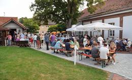 Nach der Biergartensaison ist vor der Kultursaison 2019/20 - hinein ins Vergnügen