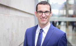 Michael Konow wird neuer IHK-Hauptgeschäftsführer